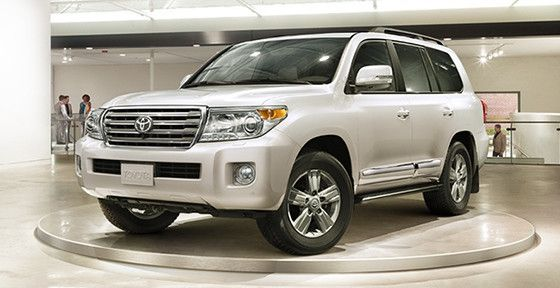 2015 Toyota Land Cruiser for Sale in Dubai