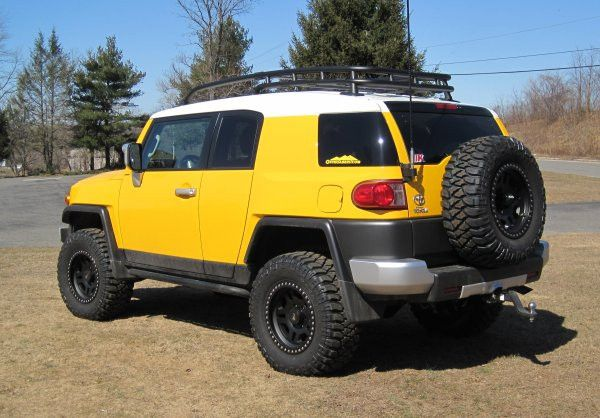 used Toyota FJ Cruiser for sale in Dubai, UAE