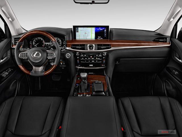 Used Lexus LX for Sale in dubai
