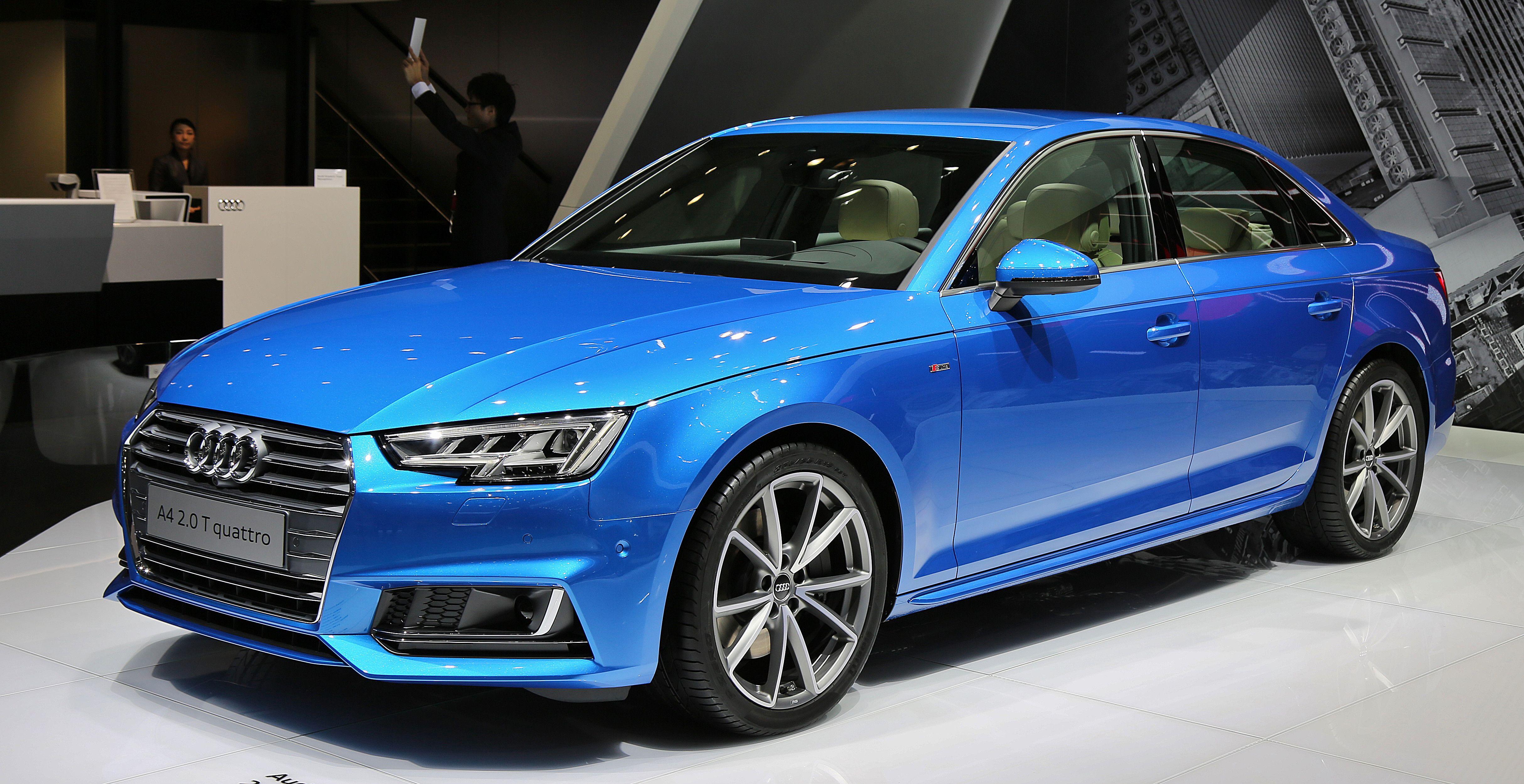 Used Audi A4 for Sale in Dubai - UAE