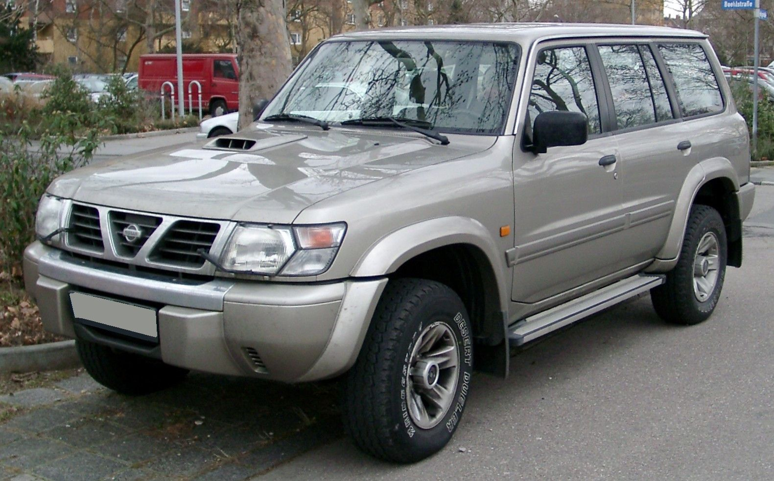 Used Nissan Patrol for Sale in Dubai