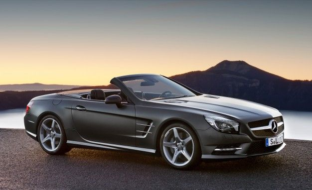 Mercedes Benz SL Class for Sale in Abu Dhabi