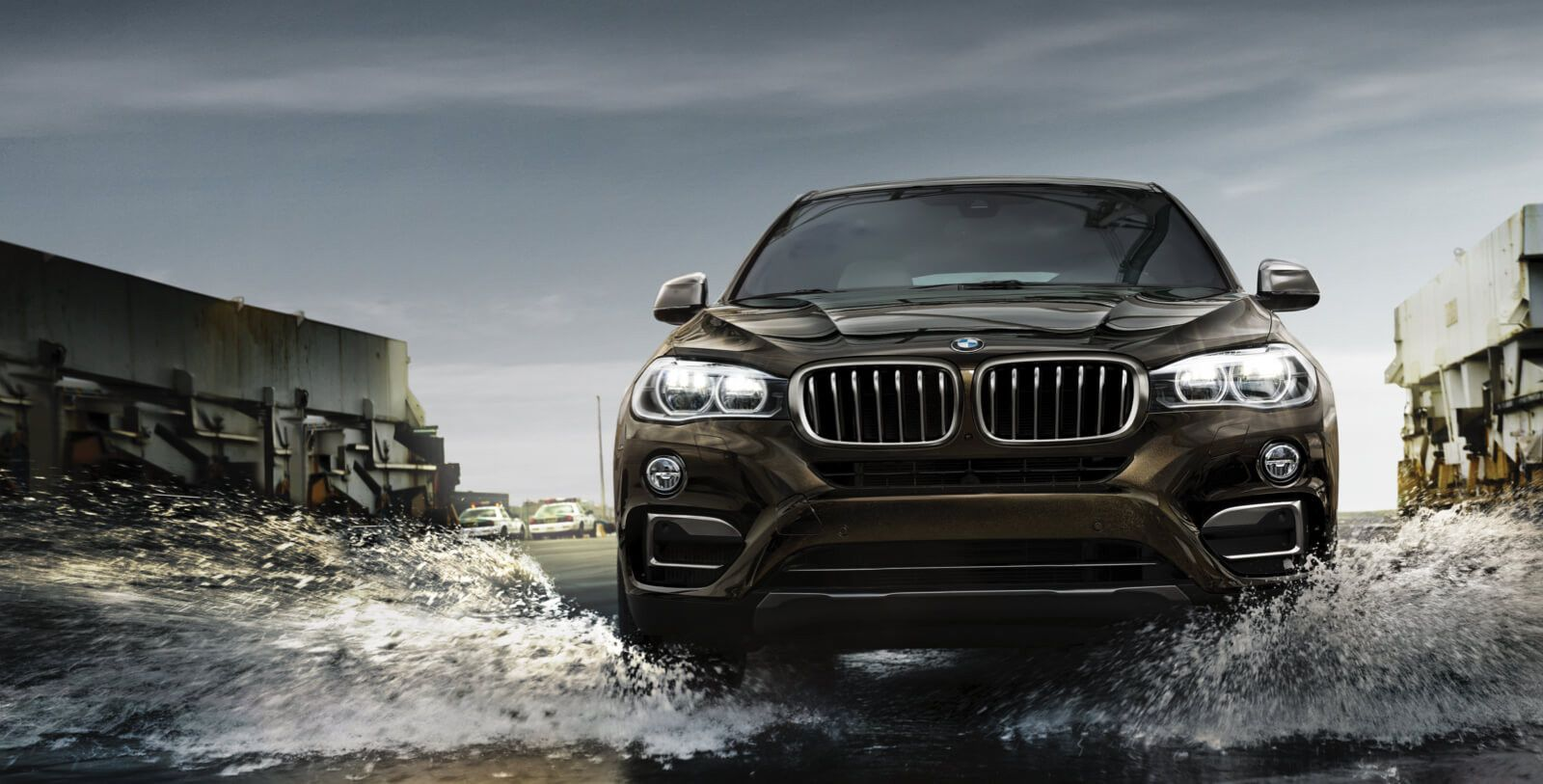 Used BMW X6 for Sale in Dubai