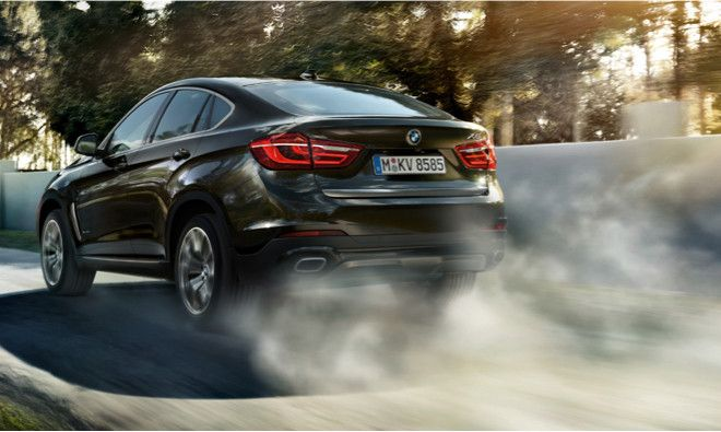 Used or New BMW X6 for Sale in UAE